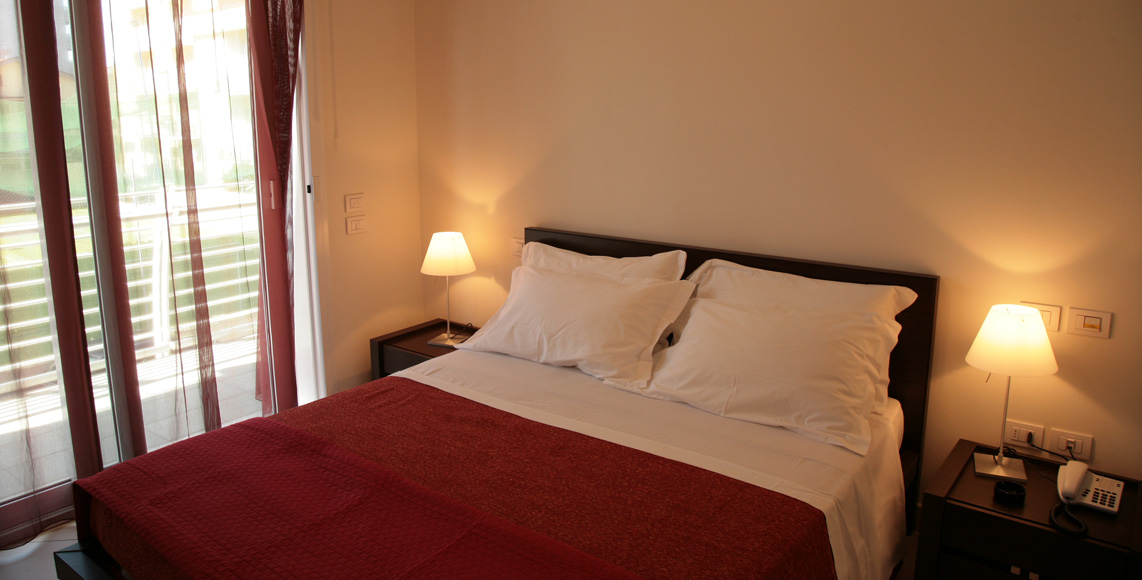 Milano - Double suite with balcony